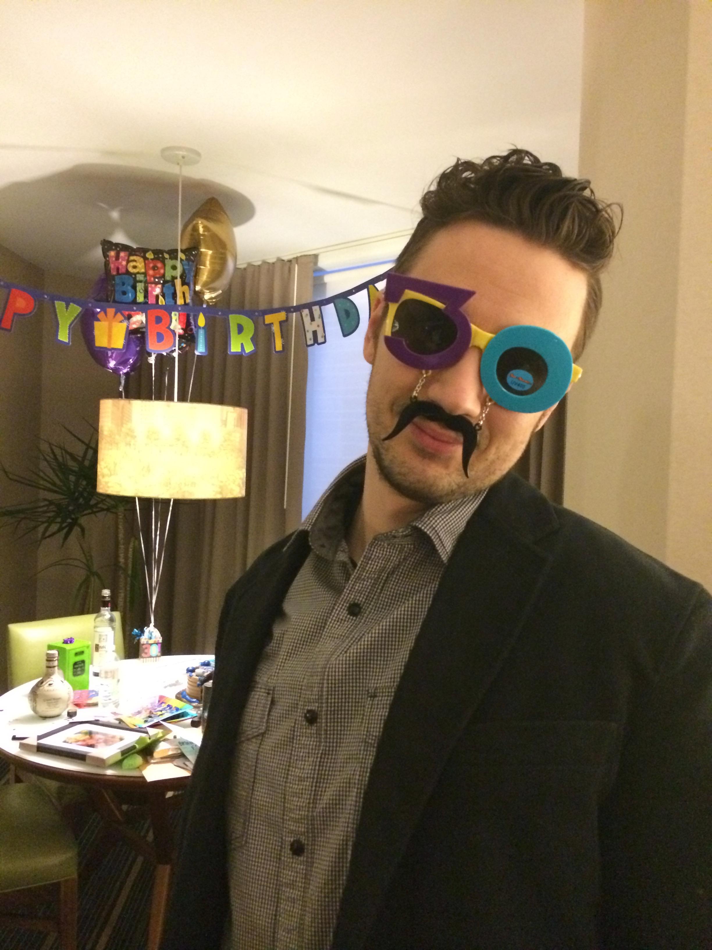 Brians's 30th birthday