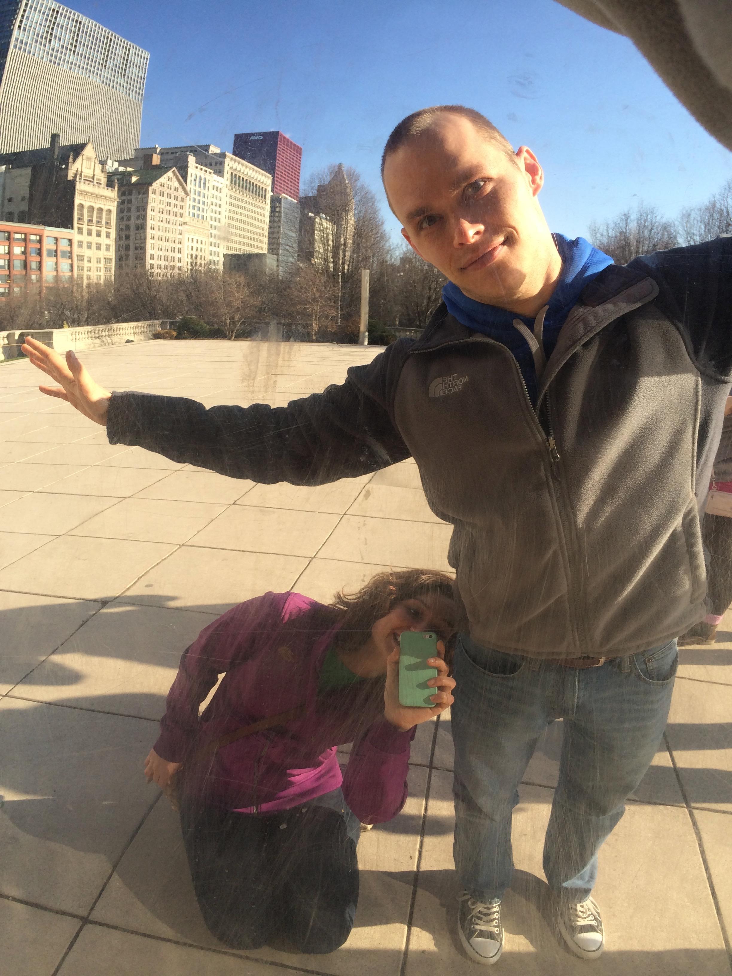 Shane & Whitney in Chicago